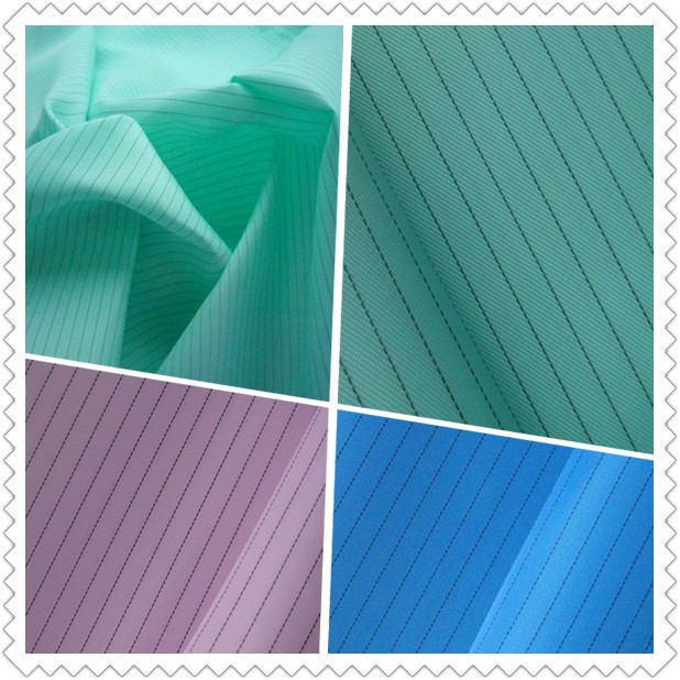 Anti Static Fabric : Wujiang city fuhua textiles co ltd